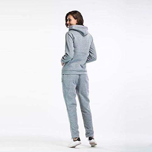 KDDD Damen Sweatshirt Lange Oberteile Damen Damen Pullover Kapuzenpullover Pullover Damen Pullover Damen Sweatshirt Pullover Sweater Mit GrauS