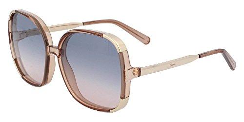 Sunglasses CHLOE CE 719 S 248 LIGHT BROWN - Glasses 719