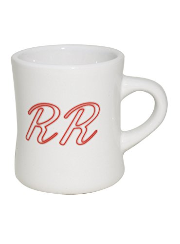 11oz OFFICIAL Twin Peak RR (a Damn Good Cup of Coffee) Coffee Mug White Ceramic Coffee Mug Novelty GIFT (Coffee Twin Peaks)