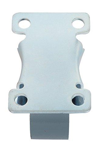 Shop Tuff STF-03RSC 3'' Steel Rigid Caster by Shop Tuff (Image #3)