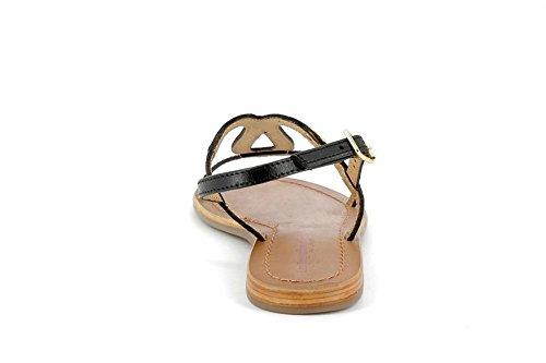 Noires Noires Sandales Sandales Negro Baba Baba Noires Baba Sandales Negro Negro Sandales qwwxCR4AI