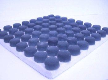 Amazon.com: Semi líquido polímero Gel Silla De Ruedas Cojín ...