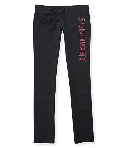 Aeropostale Womens Skinny Athletic Sweatpants