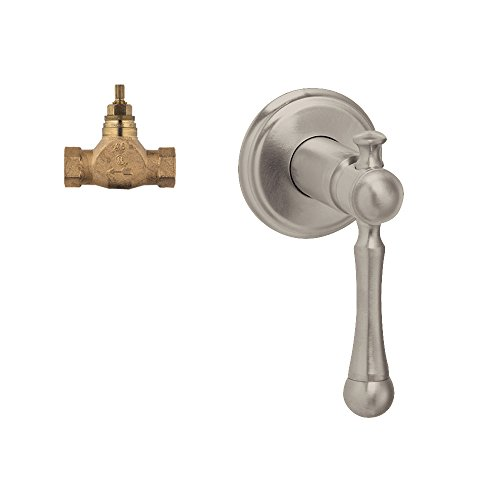 Grohe K19329-29273R-EN0 Bridgeford Volume Control Kit, Brushed Nickel