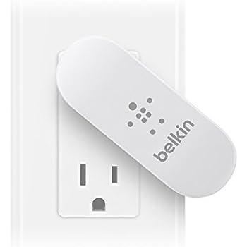 Amazon.com: Belkin giratorio de 2 puertos USB hogar y ...