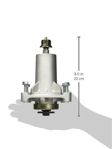 Husqvarna 532187292 Lawn Mower Spindle Assembly Fits 54-Inch Decks For Husqvarna/Poulan/Roper/Craftsman/Weed Eater