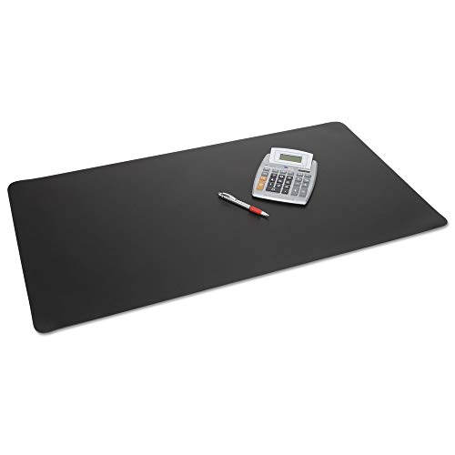 ARTISTIC OFFICE PRODUCTS 24 x 17 Inches Rhinolin II Desk Pad with Microban, Black ()
