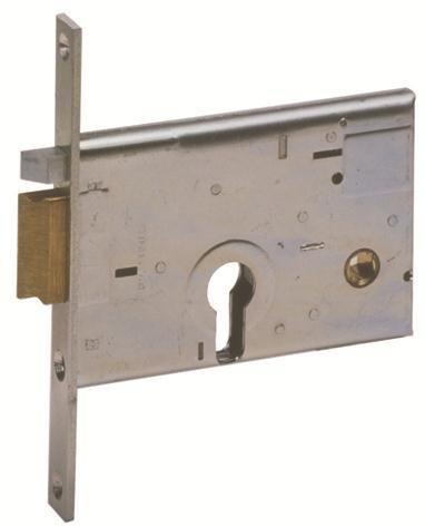 Cerradura eléctrica Cisa 14010 Ponerse SX entrada 60 mm. (019691)