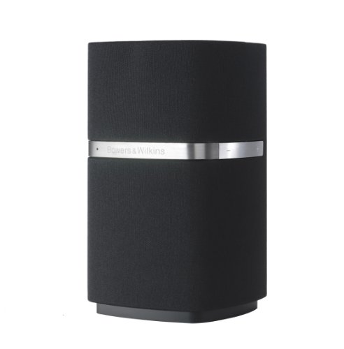 Bowers Wilkins MM-1 Hi-Fi Computer Speakers with Built-in DAC, Black