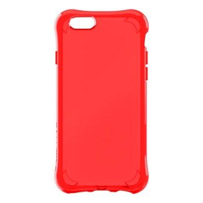 Ballistic iPhone 6 Jewel Case - Retail Packaging - Ruby Red (Jewels 6 Case Ballistic Iphone)