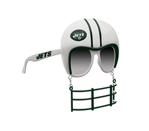 - Rico Industries NFL New York Jets Novelty Tailgating Sunglasses