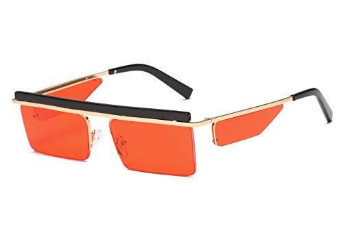 Gafas polarizadas Personalidad Ojos Mujer Intellectuality Sol Sol Retro C de B Hombre Gafas de de WtqwRxn0w7
