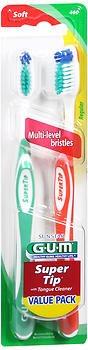Super Soft Gum Brush - 8