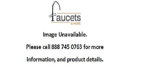 Brushed Nickel Standard Female Threaded Danze DA613096N Unrestricted Aerator Kit