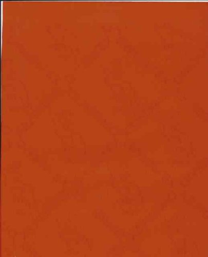 Oilcloth - Solid Red (Covering Oilcloth Floor)