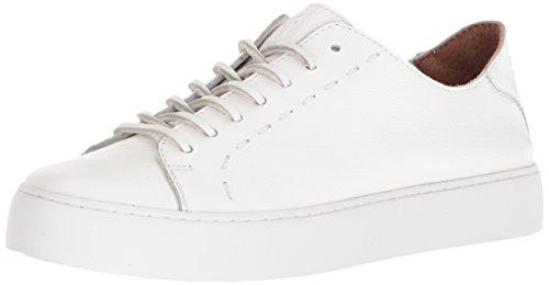 FRYE Women Lena Low Lace Sneaker White