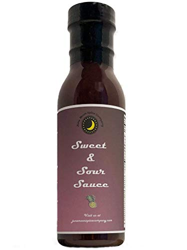 Premium | SWEET & SOUR Sauce | Crafted in Small Batches with Farm Fresh for Premium Flavor and Zest