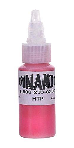 Dynamic Hot Pink Tattoo Ink - 1oz. Bottle -