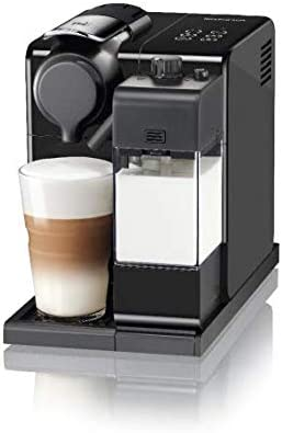 ماكينة صنع القهوة من نيسبريسو،  لاتيسيما تعمل باللمس، بقدرة 1400 واط – (F521BK)