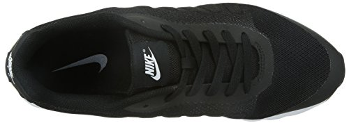 Air Zapatillas Nike Negro Invigor Black White Unisex MAX 4xnpZwA