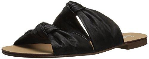 Black Flat Splendid Sandal Barton Women's rEqqXI