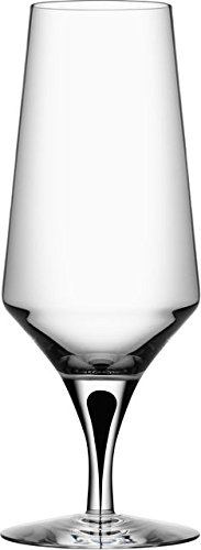 Orrefors 6410005 Metropol Beer Glass (Set of 2), no Size, - Metropol Collection