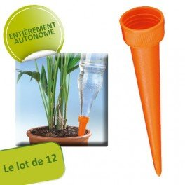 Bewässerungs-Spikes, Bewässerungshilfe, Wasserspender 6 Stück
