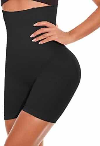 237f36b11 SEXYWG Womens Shapewear Tummy Control Panties Thigh Slimmer Butt Lifter  Power Shorts