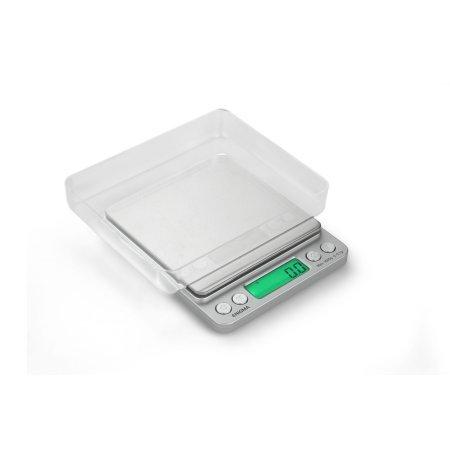 ENIGMA Digital Mini Scale 3000g x 0.1g Silver
