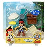 - Fisher-Price Jake and The Neverland Pirates Secret Treasure Hideaway Playset