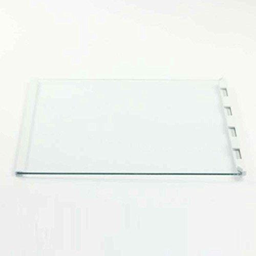 WPW10527848 Genuine OEM Whirlpool Refrigerator Glass Shelf (Glass Refrigerators)