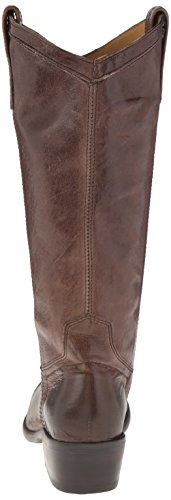 Washed Pull Frye Pull Boot On Women's Antique Up Smoke Carson ZZqwYxv