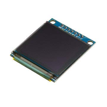 1.5 Inch Color OLED 128128 Display Device SPI Interface SSD1351 Module - Module Board For Arduino Display Screen