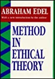 Method in Ethical Theory, Edel, Abraham, 1560007125