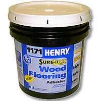 HENRY, WW COMPANY 12236 4GAL Urethane Floor Adhesive, 4 ()