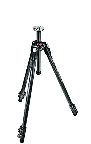 Manfrotto MT290XTC3US 290 Xtra 3-Sec Carbon Tripod (Black) by Manfrotto