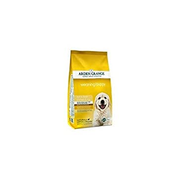 Arden Grange With Chicken Weaning Puppy Food 2kg Amazoncom