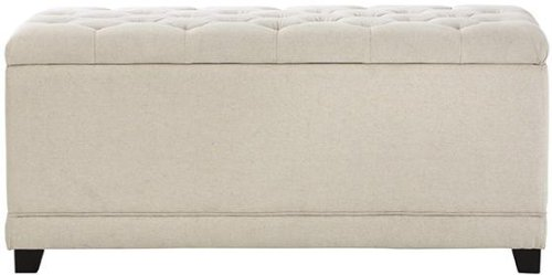 Chambers Rectangular Shoe Bench, 19