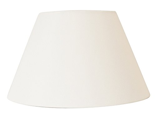 Urbanest Downbridge Uno-fitter Silk Lamp Shade, 6 1/2-inch b