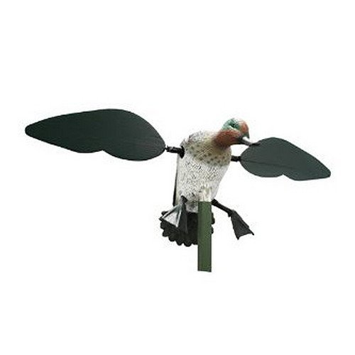MOJO Outdoors Green Wing Teal Motion Duck Decoy (4 Units) by MOJO Outdoors