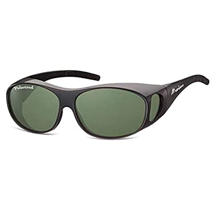 Gafas de Sol para sobreponer a las gafas graduadas polarizada