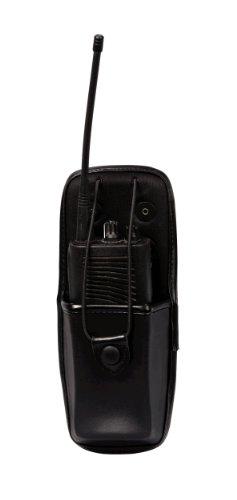(Uncle Mike's Duty Gear Evo Mirage Plain Swivel Belt Loop Radio Case)