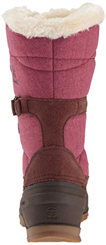 Snovalley2 Bur Woman Snow Kamik Red burgundy Boots bordeaux fxqddR