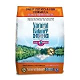 Natural Balance Limited Ingredient Diets Sweet Potato and Fish Small Breed Bites Formula for Dogs, 5-Pound Bag, My Pet Supplies