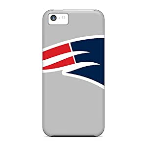 Premium FWe4716NxzD Case With Scratch-resistant/ New England Patriots Case Cover For Iphone 5c
