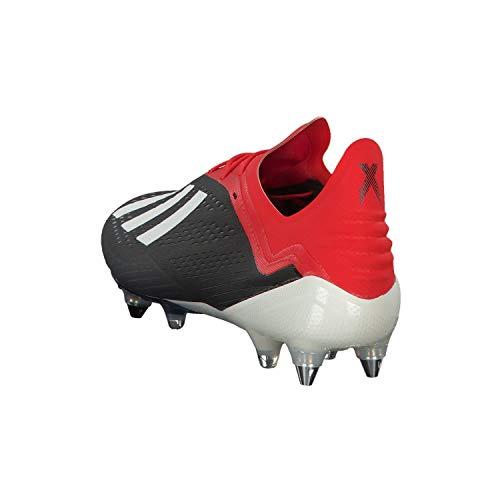 Hombre Para Botas multicolor 18 Fútbol Sg X Adidas De Multicolor 000 1 Bqn80