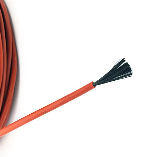 Heating Wire Cable - 1 Piece 10Meter 12K 33ohm/M Infrared Heating Floor Heating Ther Cable System Of 3mm Silica Gel Carbon Fiber Wire Used In 220v Voltage 150w