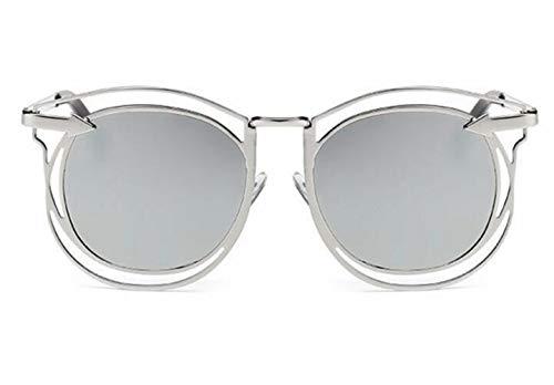 de unisex conducción de de del de protectoras FlowerKui Grey hueco gafas UV400 de marco ciclo Gafas sol Light sol las para wIqtWq1UB