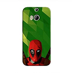 Cover It Up - Deadpool Pixel One M8 Hard case
