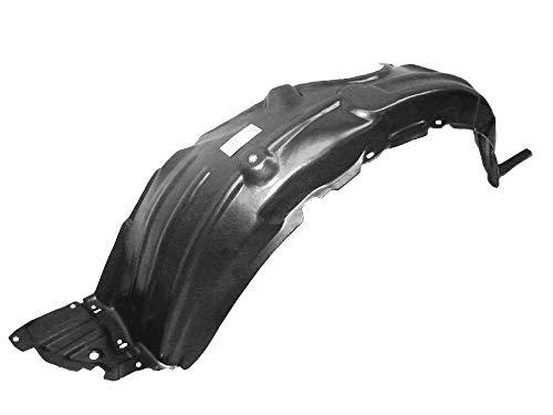 Rh Splash Shield - KA LEGEND Splash Shield Guard Engine Fender Liner Under Cover RH Right Passenger Side for Yaris 2007-2011 53875-52180 TO1251120